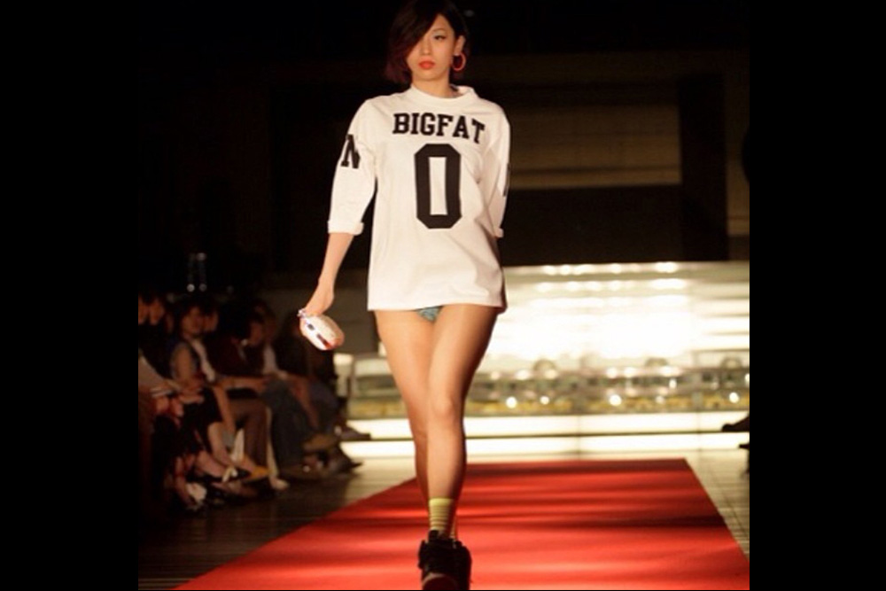 2013 REMIX.store fashion show